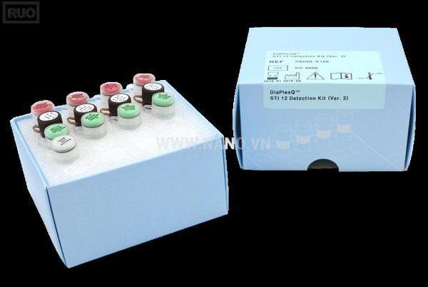 Solgent DiaPlexQ™ STI 12 Detection Kit